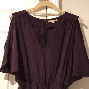 LA made Dresses - Purple dress